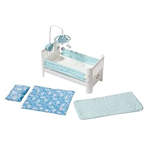 Baby Annabell George Bed: Amazon.co.uk: Toys & Games