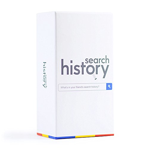 Search History Card Game - The Party Game of Surprising