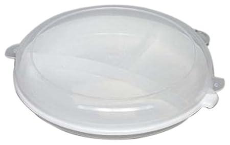 Alpfa 800 389 - Plato con Tapa apropiado para microondas