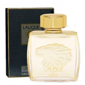 Price comparison product image Lalique Pour Homme Leo by Lalique for Men 4.2 oz EDT Spray - Lion Edition
