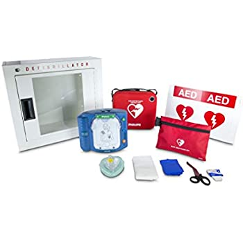 Amazon Com Philips Heartstart Home Aed Defibrillator With