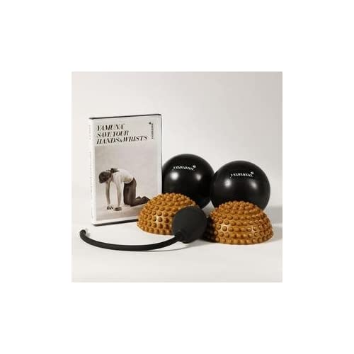 Image of Exercise Balls & Accessories Yamuna Body Rolling Save Your Hands and Wrists from Pain Kit