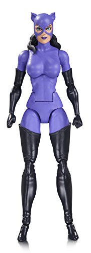 [DC Collectibles Icons Catwoman Action Figure] (Nightwing Costume Amazon)