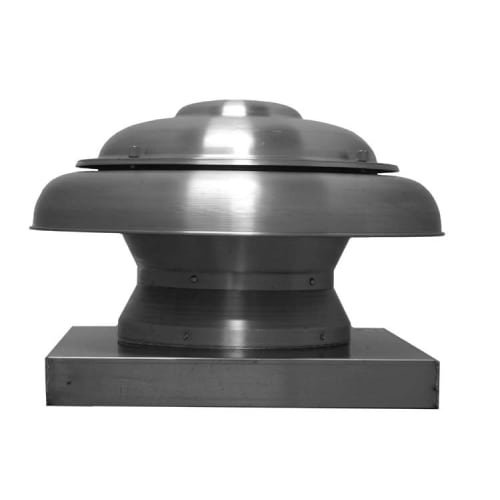 Soler and Palau ARE12MH1AS 1/4 Horse Power 6.1 Sones 115/160 Volt Dome Direct Dr, N/A