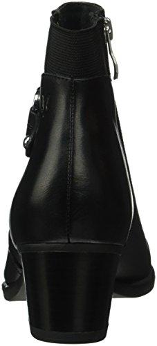 Caprice 25348, Botines para Mujer Negro (BLACK 001)