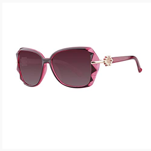 Retro Sunglasses for Women UV-Resistant Lightweight Polarized Sunglasses Sports Sunglasses for Women