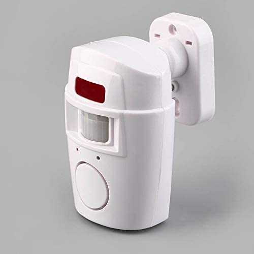 sahnah New Pir Motion Sensor Home Shed Burgular Alarm System Wireless Security Kit