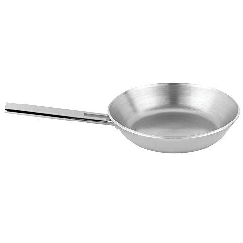 Demeyere John Pawson Fry Pan, 11-Inch (Demeyere Stainless Steel Fry Pan)