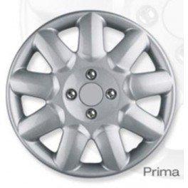 Citroen - Embellecedor de Rueda prima 15 sin logo Citroen: Amazon.es: Coche y moto