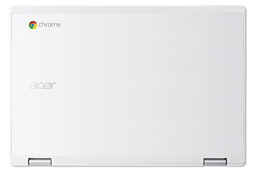 Acer R11 Convertible 2-in-1 Chromebook, 11.6'' HD Touchscreen, Intel Quad-Core N3150 1.6Ghz, 4GB Memory, 32GB SSD, Bluetooth, Webcam, Chrome OS (Certified Refurbished) by Acer (Image #7)