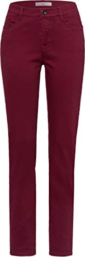 Brax Damen Slim Jeans Mary Simply Brilliant Colors Five Pocket Fit Sportiv