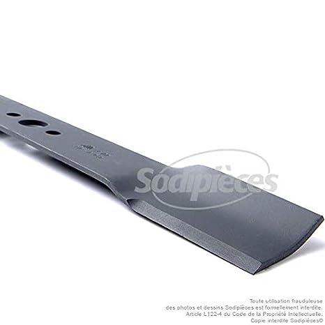 Cuchilla de cortacésped para Oleo Mac de copa 45,5 cm ...
