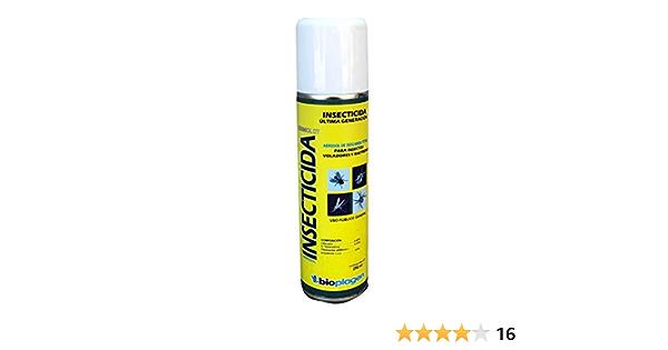 bioplagen Bomba Insecticida Fumigadora 250ml