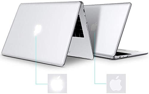Amazon.com: MacBook Pro 13 Case, Ultra-Slim Crystal Clear ...