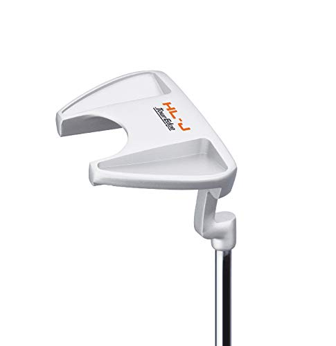 Tour Edge HL-J Junior Complete Golf Set with Bag (Right Hand, Graphite, 1 Putter, 2 Irons, 1 Hybrid, 1 Wood, 5-8 YRS) Orange by Tour Edge (Image #6)