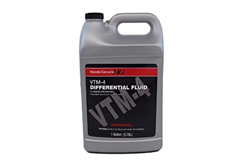 Genuine Honda Fluid 08200-9003 VTM-4 Differential Fluid - 1 Gallon Bottle (09 Honda Pilot)