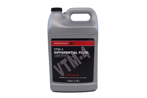 Genuine Honda Fluid 08200-9003 VTM-4 Differential Fluid - 1 Gallon (Genuine Honda Pilot)