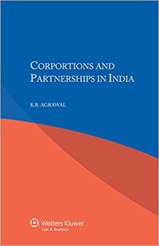 Book Corporations and Partnerships in India