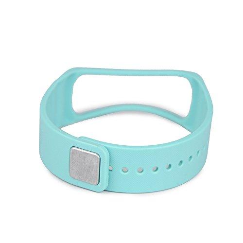 Replacement TPU Wrist Band for Xiaomi MI Band (Pink) - 9