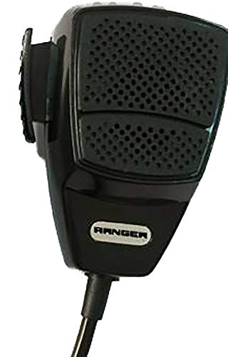 Ranger Stock Replacement Microphone 4 Pin Pre-Wired