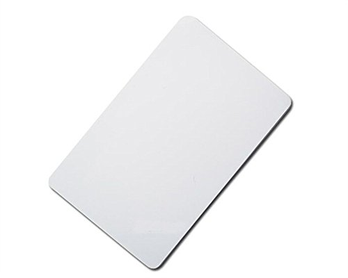 QIAOYUAN NTAG213 Chip 13 56MHz RFID Smart Card can Provide Identification,  authentication, Data Storage and Application Processing(DataCard, Zebra,
