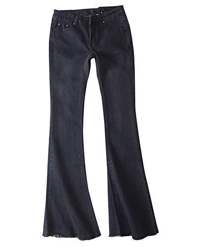 Fonc Zalock Zalock Femme Jeans Gris Jeans X4v84O