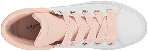 Lite Women Pink Street Skechers Hi Color Pop White CqSUtf8
