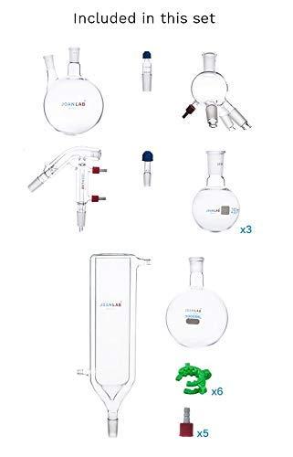 Best short path distillation kit with chiller