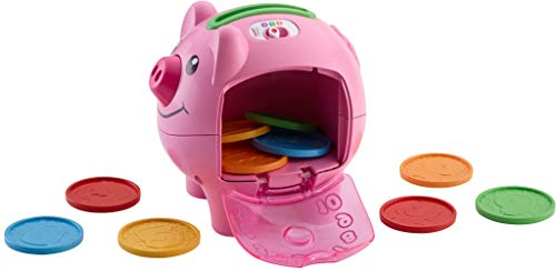 31gzjwpBsSL - Fisher-Price Laugh & Learn Smart Stages Piggy Bank [Amazon Exclusive]