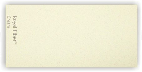 - Royal Sundance Fiber - 8.5 x 11 Paper - CREAM - 28/70lb Text - 500 PK