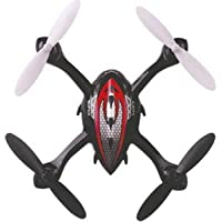 Microgear EC10384-Red 2.4 GHZ Radio Controlled RC Quadcopter 4 Axis