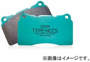 プロジェクトミュー TYPE HC-CS ブレーキパッド F423 マツダ カペラカーゴ(ワゴン) テルスターワゴン ファミリア
