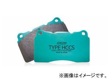 Projectμ ブレーキパッド フロント TYPE HC-CS F941 インプレッサスポーツワゴン GF8(WRX-STI Ver.3) B008OAZ1J8