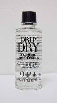 (Drip Dry Nail Polish Dryer Drops 3.7 oz each)