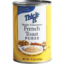 Precision Foods Maple Cinnamon French Toast Thick-It Puree,15Oz
