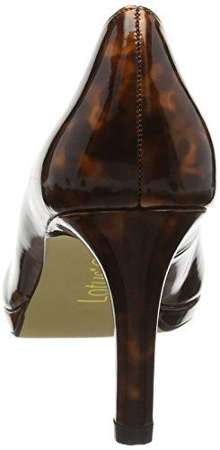 Lotus Calla - Zapatos Mujer Marrón - marrón