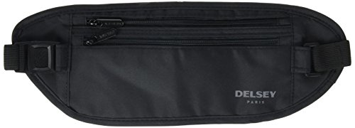 Delsey Marsupio portasoldi, nero (Nero) - 00394030000