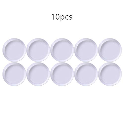 Clear Empty Storage Case Box Container Nail Art Tool Manicure Makeup Holder Box (Pattern - #17)]()