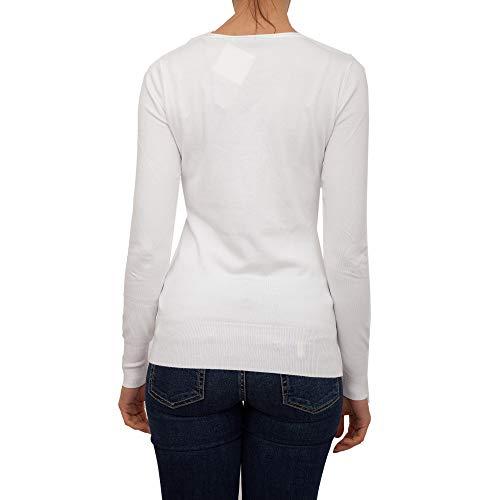 Para Mujer Blanco Guess Jerséi Mujer Guess Blanco Jerséi Para 4wxqqvB