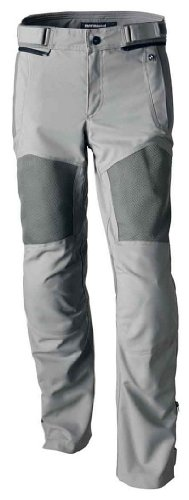 BMW Genuine Motorcycle Riding Men'S Airflow Trousers Pants EU-46 |USA-36 Grey Gray (Bmw Air Flow Suit)