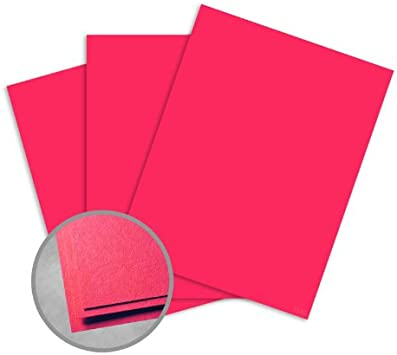 Amazon Com Astrobrights Rocket Red Paper 11 X 17 In 60 Lb Text Smooth 500 Per Ream Multipurpose Paper Office Products