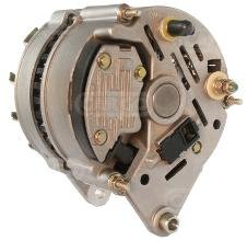 Lucas tipo A127 Alternador 12 V 65 Amp Perkins JCB Massey Ferguson carga 111355