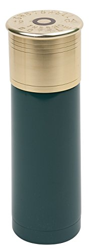 Stansport-8970-10-25-Oz-12-Gauge-Green-Shotgun-Shell-Thermal-Bottle