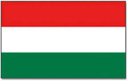 FahnenMax® - Bandera de Hungría (sin Escudo, 90 x 150 cm): Amazon.es: Deportes y aire libre