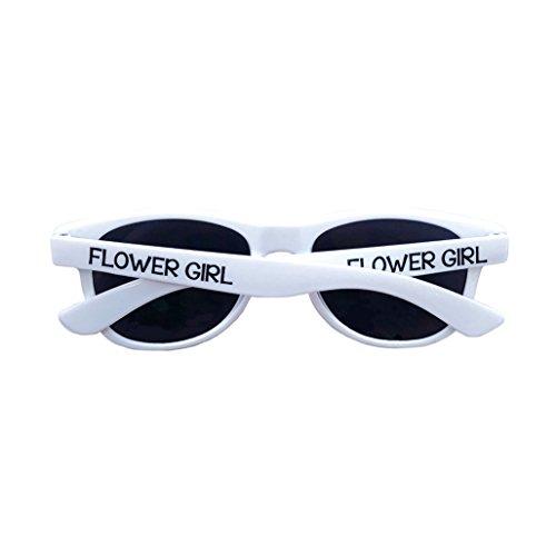 Wedding Flowers Gift - Ring Bearer and Flower Girl Sunglasses (Flower Girl)
