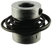 10010 Spiral Coupler Rotation Ccw Coil Spring Pump Coupler
