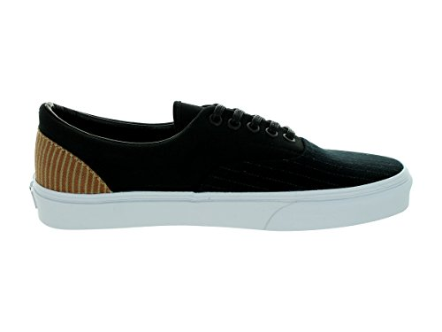 Vans Era Adulto 2 black Zapatillas Classic Canvas Unisex stripe aPqawd