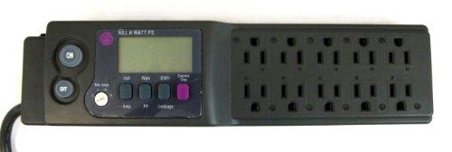 Kill-A-Watt PS-10 Electric Power Strip by WSB