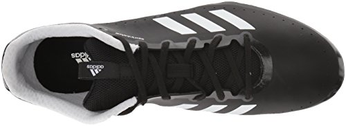 adidas Women's Sprintstar w, core Black/Orange/White 11.5 M US by adidas (Image #7)