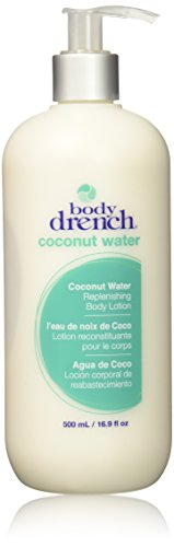 Body Drench Coconut Water Replenishing Lotion, 16.9 Ounce